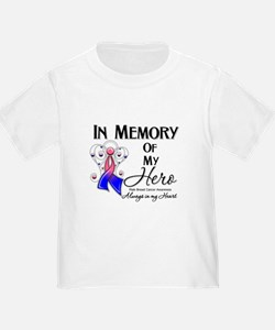 In Memory Male Breast Cancer T