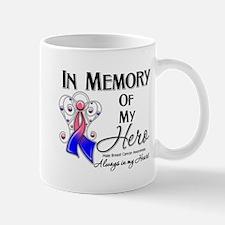 In Memory Male Breast Cancer Mug