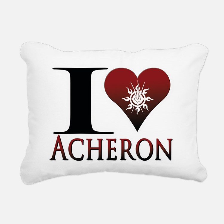Acheron Rectangular Canvas Pillow