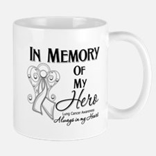 In Memory Lung Cancer Mug