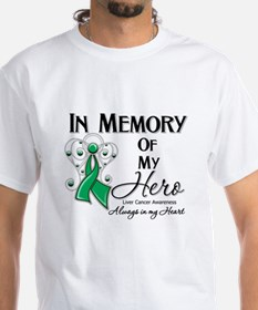 In Memory Liver Cancer Shirt