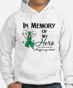 In Memory Liver Cancer Hoodie