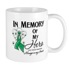 In Memory Liver Cancer Mug