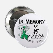 "In Memory Liver Cancer 2.25"" Button"
