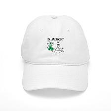 In Memory Liver Cancer Baseball Cap