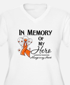 In Memory Hero Leukemia T-Shirt