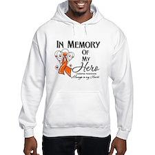 In Memory Hero Leukemia Hoodie