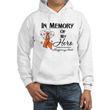In Memory Hero Leukemia Hoodie Sweatshirt