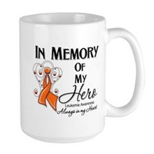 In Memory Hero Leukemia Mug