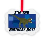 BIRTHDAY-BOY-Tee-1.png Picture Ornament