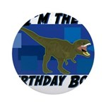 BIRTHDAY-BOY-Tee-1.png Ornament (Round)