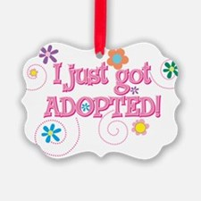 JUSTADOPTED33.png Ornament