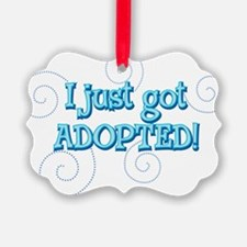 JUSTADOPTED22.png Ornament
