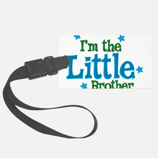 Im the Little Brother.png Luggage Tag