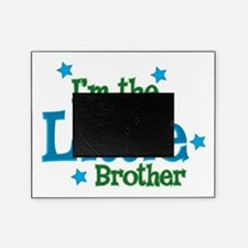 Im the Little Brother.png Picture Frame