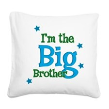 BIGBrother.png Square Canvas Pillow