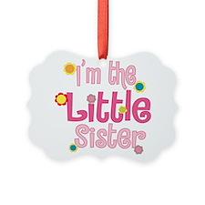 LittleSister2.png Ornament