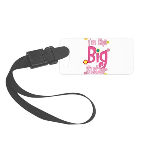 BIG Sister2.png Small Luggage Tag