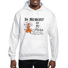 In Memory Kidney Cancer Hoodie