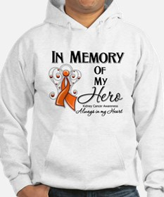 In Memory Kidney Cancer Hoodie