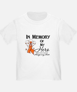 In Memory Kidney Cancer T