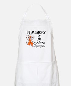 In Memory Kidney Cancer Apron