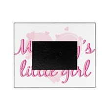 mommys little girl.png Picture Frame