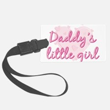 Daddys Little Girl.png Luggage Tag