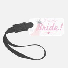 BRIDE1.png Luggage Tag