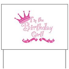 Birthday Girl.png Yard Sign