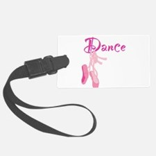 Dance.png Luggage Tag