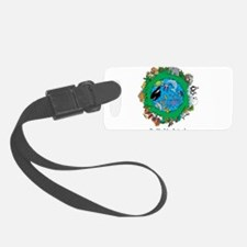 Be Kind To Animals.png Luggage Tag