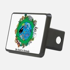 Be Kind To Animals.png Hitch Cover