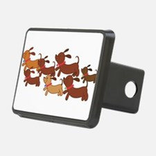 Running Weiner Dogs.png Hitch Cover