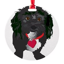 BLACKDOG.png Ornament