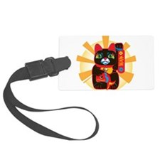 HAPPYCAT22.png Luggage Tag
