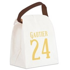 Nicks Football Jersey Number Canvas Lunch Bag