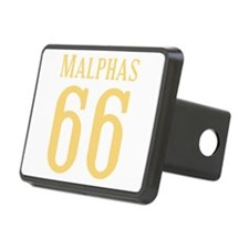 Calebs Football Jersey Number Hitch Cover