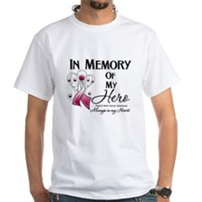 In Memory Head Neck Cancer Shirt