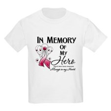 In Memory Head Neck Cancer T-Shirt