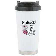 In Memory Head Neck Cancer Travel Mug