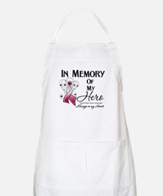 In Memory Head Neck Cancer Apron