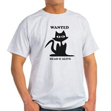 Wanted Dead Alive T-Shirt