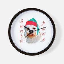Dandie Paws Wall Clock
