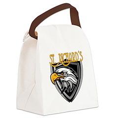St. Richards Logo Canvas Lunch Bag