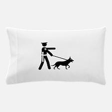 K9 Police Pillow Case