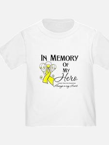 In Memory Ewing Sarcoma T