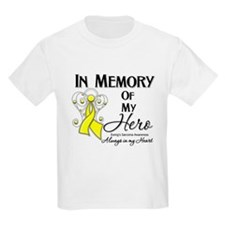 In Memory Ewing Sarcoma T-Shirt
