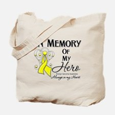 In Memory Ewing Sarcoma Tote Bag