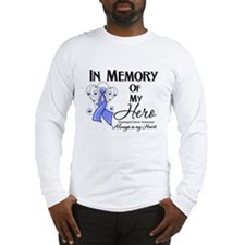 In Memory Esophageal Cancer Long Sleeve T-Shirt